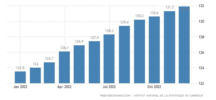 Cameroon Consumer Price Index (CPI)