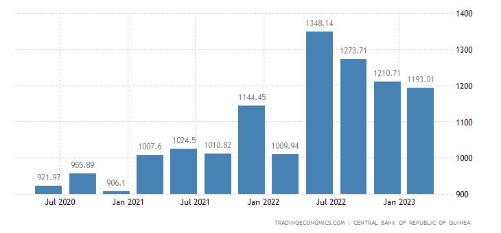 Guinea Imports
