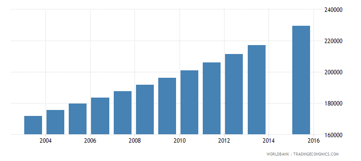 guinea population age 19 total wb data